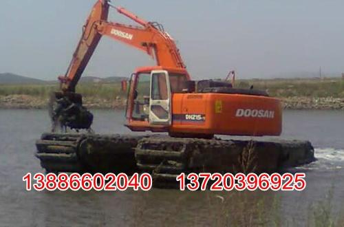 安康水上挖掘机出租电话