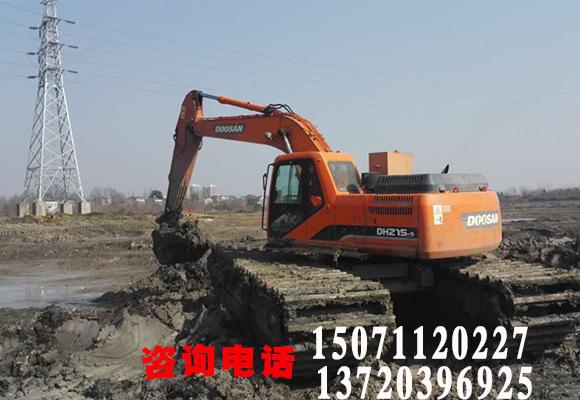 安康两栖挖掘机改装公司