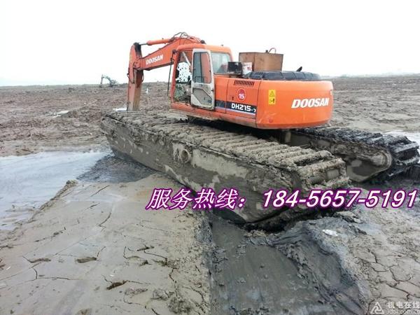 安康浮箱式挖掘机出租在线咨询