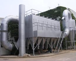 科技环保除尘 脉冲式滤筒除尘器
