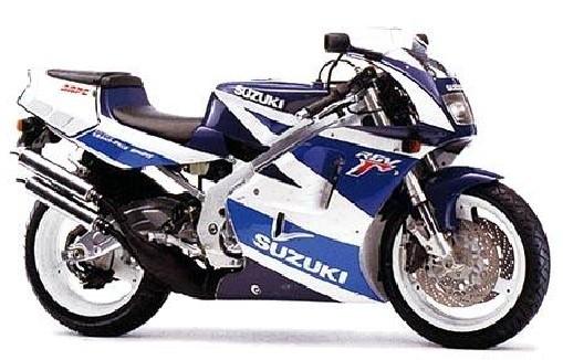 铃木铃木rgv250 铃木公路赛摩托车 250cc摩托车跑车 铃木250摩托车跑车报价