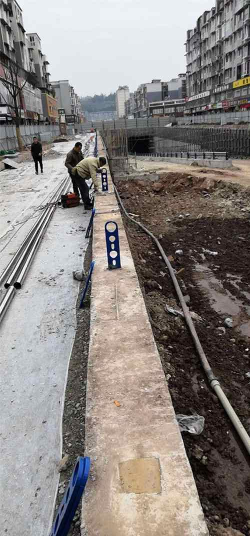 黔南304不锈钢碳素钢复合管护栏安装简单