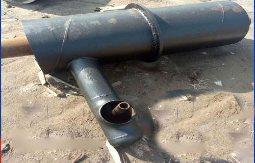 DN1200钢套钢疏水节