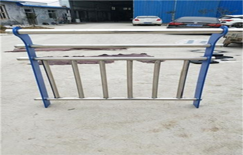 内蒙古不锈钢碳素钢复合管栏杆生产厂家