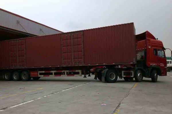 天津到克拉玛依的长途搬家公司安全