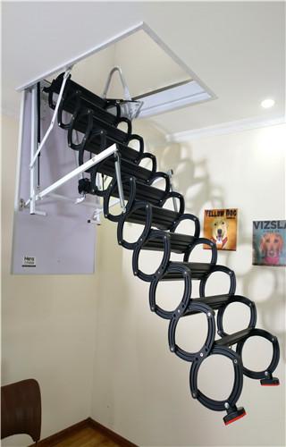 江门复式楼梯子安装技巧