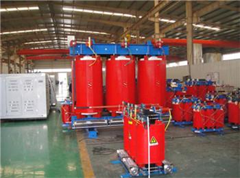 清豐干式變壓器生產廠家