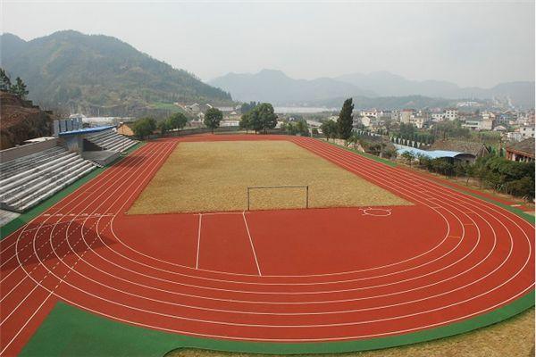 闸北EPDM塑胶场地多少钱  上海越奥体育