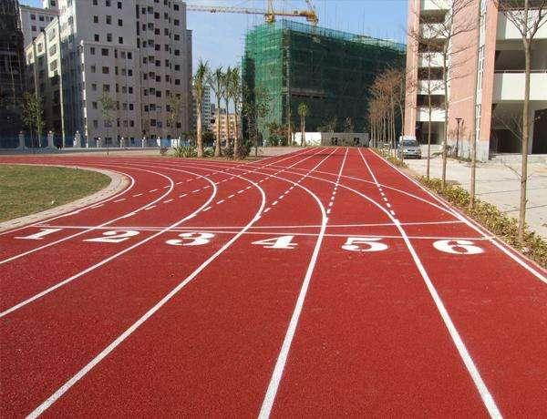 青浦公园健身塑胶跑道多少钱健康安全施工