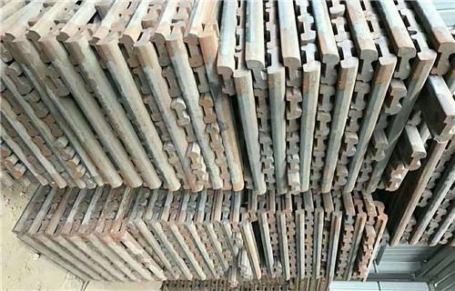 铜川22kg轻轨43kg铁路轨道规格齐全价格基地