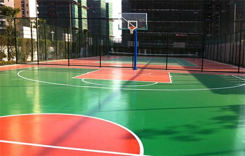 延安硅PU球场材料制作销售体奥体育有限公司