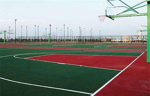 濮阳市台前硅PU篮球场设计施工厂家体奥体育有限公司