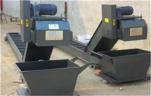 合肥卧佳数控机床链板排屑机制造商