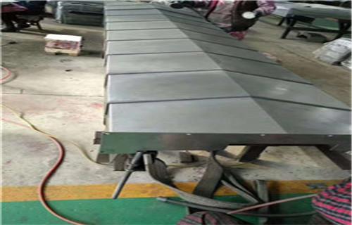 宁夏机床钢板防护罩价格优惠