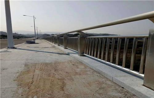 濮阳不锈钢复合管桥梁护栏厂家
