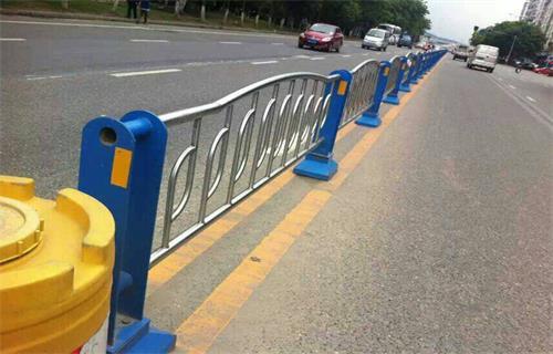 朝阳桥梁护栏安装