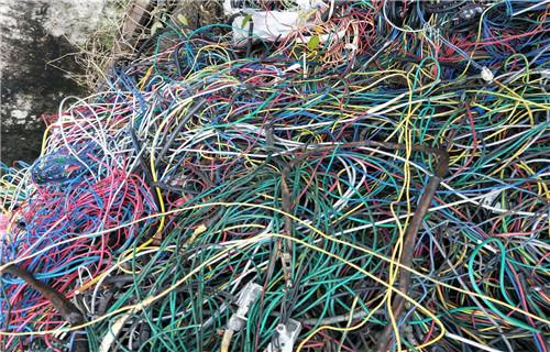 韶关始兴废电缆回收多少钱一吨