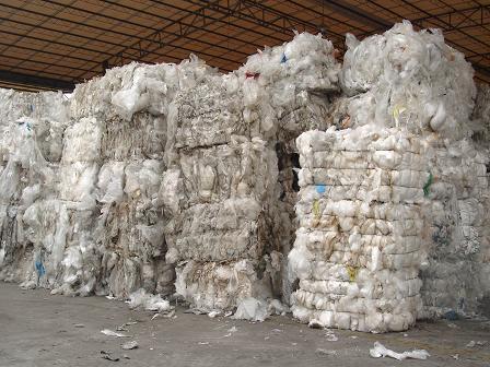 河源废塑料回收二次利用
