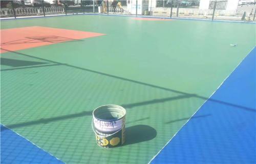 邯郸硅pu球场材料参考价格