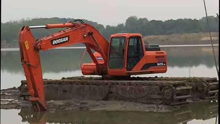 吉林省水挖机租赁制造商