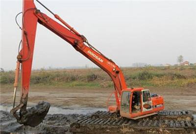江西省水陆两用挖机出租报价