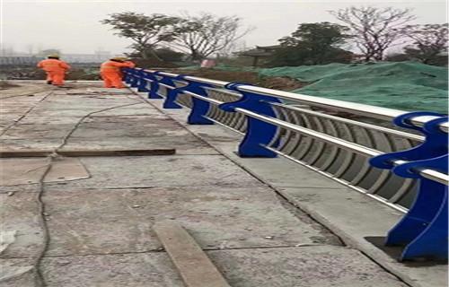 江西桥梁护栏国标尺寸质量可靠