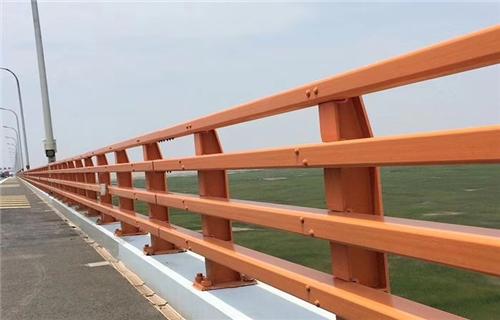 商洛绿色钢板防撞护栏立柱厂家发货迅速