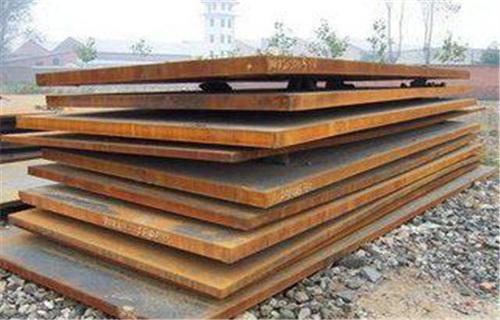 北海宝钢Q345NH耐候钢板现货