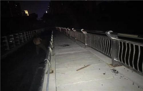濮阳桥梁防撞护栏零售切割价格