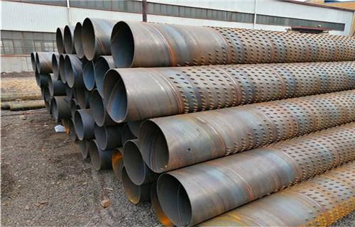 新余400螺旋管滤水管管井