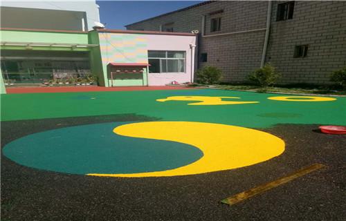 温州幼儿园橡胶跑道ballbet体育下载报价