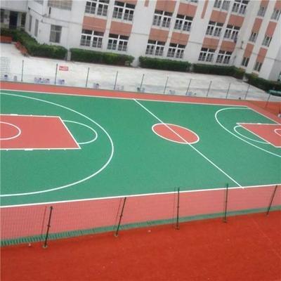 台州篮球场地面施工ballbet体育下载
