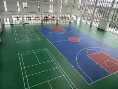 衢州硅pu球场施工安装