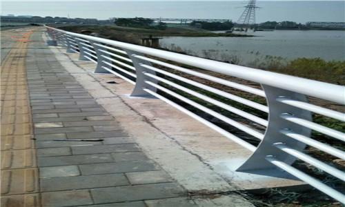 淮安304复合管桥梁栏杆安装便捷
