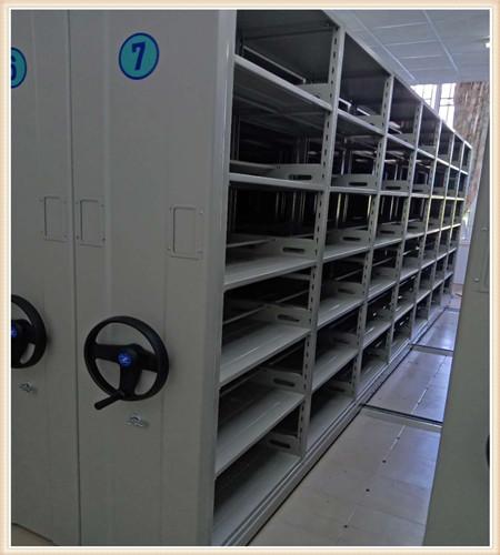 丽江档案图纸密集架种类