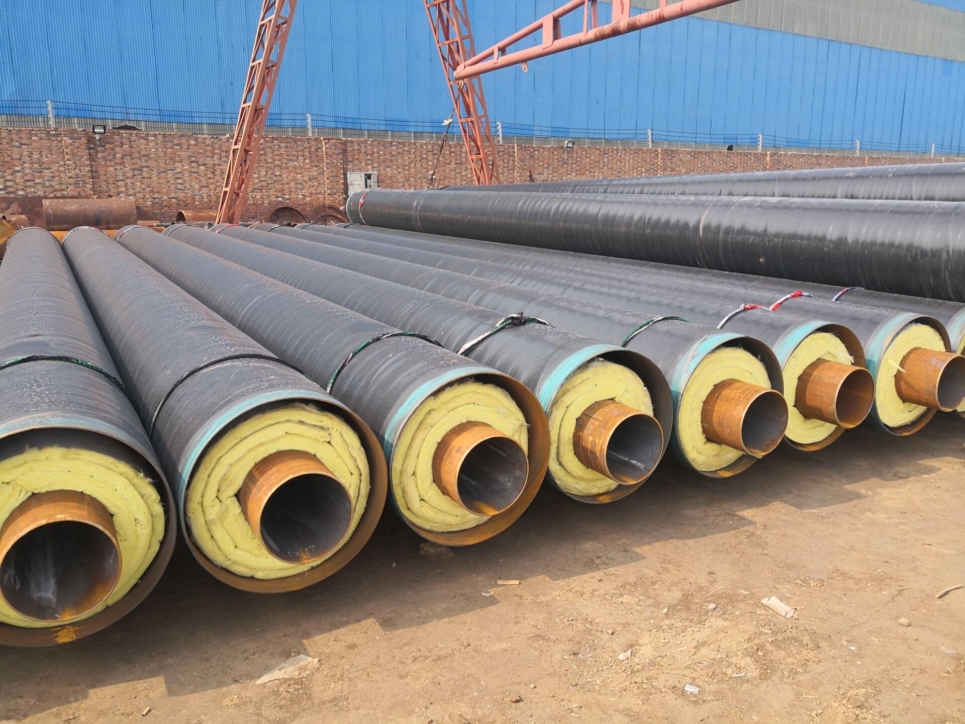 合肥预制直埋保温钢管近三十天趋势