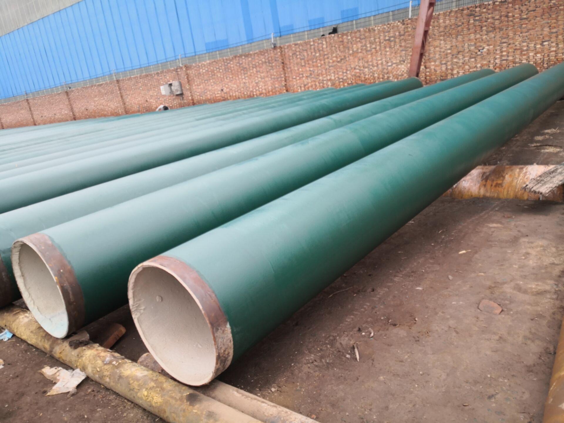 自贡溶解环氧粉末防腐钢管安装条件