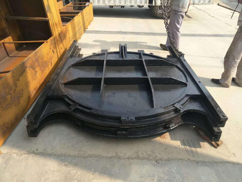 吉林通化市二道江区600铸铁镶铜圆闸门ballbet体育下载