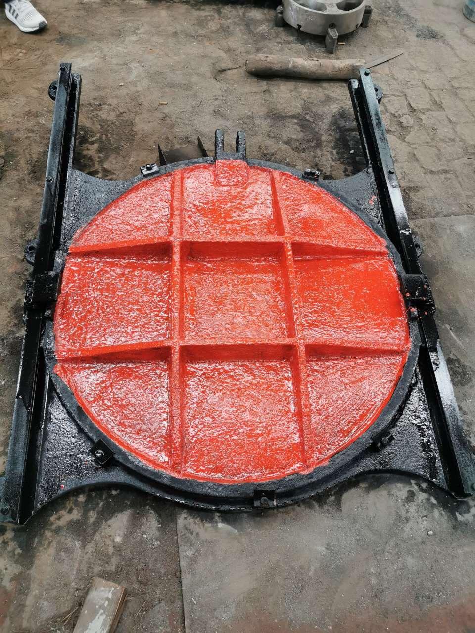 广安市水渠铸铁闸门多少钱