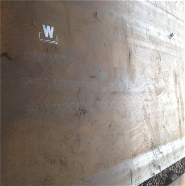山东济南章丘涟钢nm550耐磨板|口碑推荐中群耐磨板