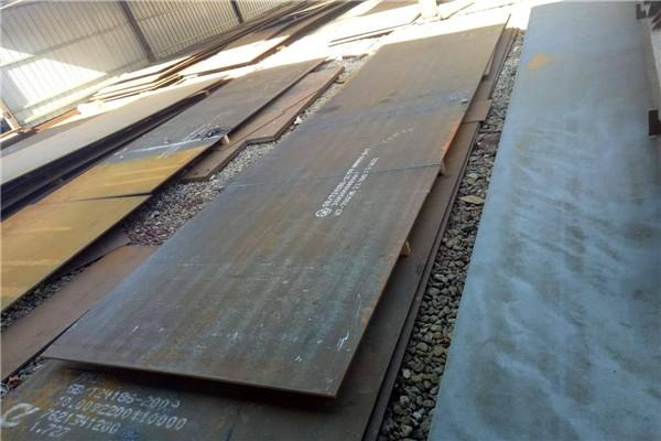 广东湛江吴川耐磨550钢板点击查看中群耐磨板