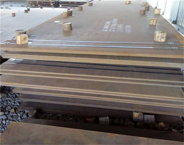 山东烟台蓬莱Q500d高强度钢板厂价直销中群特种钢