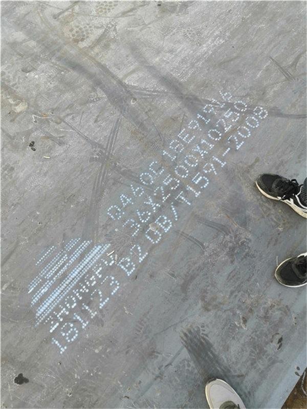 贵州铜仁江口Q390d高强度钢板专卖中群特种钢