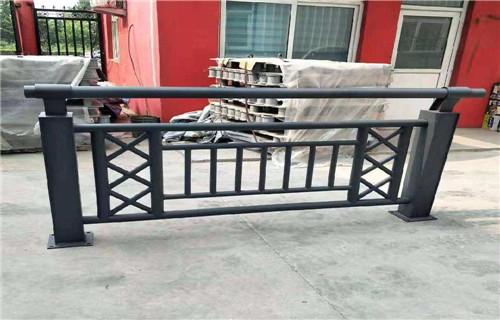 丽水桥梁护栏材质优良