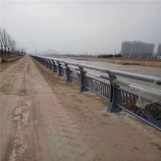 漳州人行道隔离栏杆制作周期短