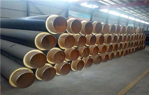 蕪湖預制黑夾克聚乙烯保溫鋼管值得信賴廠家