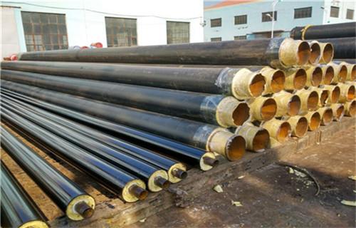 蕪湖DN600預制直埋保溫管專業生產廠家