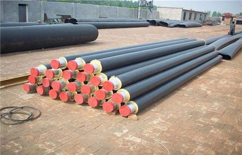 淮南埋地供暖用直埋保溫鋼管誠信生產廠家