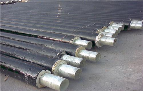 淮南529預制直埋保溫管規格型號重量表