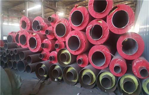 淮南老小區供暖用保溫鋼管專業生產廠家